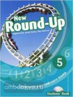 New Round-Up 5. Student's Book + CD-диск (Pearson)