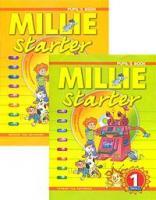 Азарова. Millie. Милли. 1 класс (1 год обучения). Учебник в двух частях. ФГОС (Колтавская) (Титул)