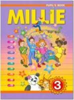 Азарова. Millie. Милли. 3 класс. ФГОС. Учебник (Титул)