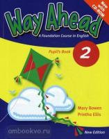 Way Ahead 2. Pupil's Book + CD