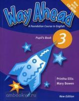 Way Ahead 3. Pupil's Book + CD