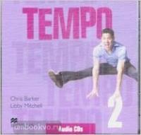 Tempo 2. CD-диск