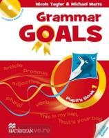 Grammar Goals 1. Pupil's Book