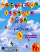 Macmillan Starter book. Student's book + CD