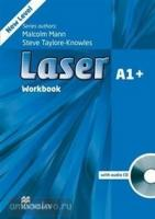New Laser A1+. Workbook without Key + CD. 3rd edition
