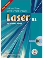 New Laser B1. Student's book + CD. 3rd edition